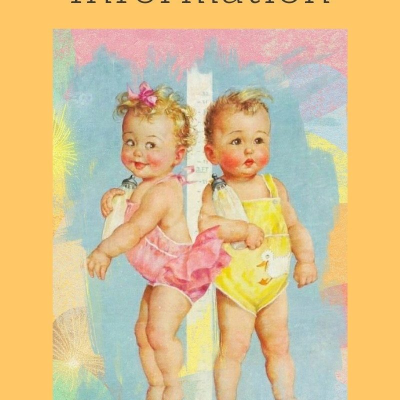 Historical Baby Information