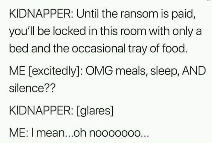parenting meme - kidnap