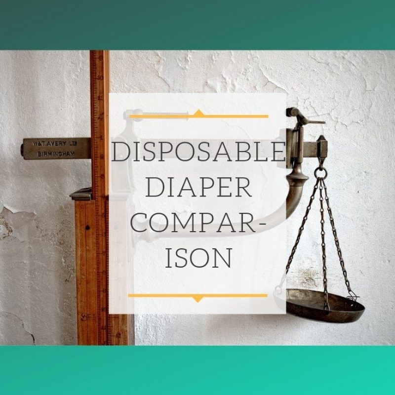 Disposable Diaper Comparison: Everything you need to know about the top diaper brands