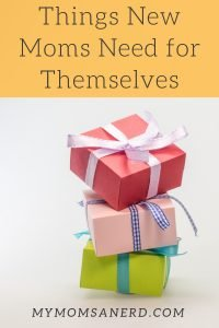 Things New Moms Need for Themselves: Thoughtful and Unique Gift Ideas