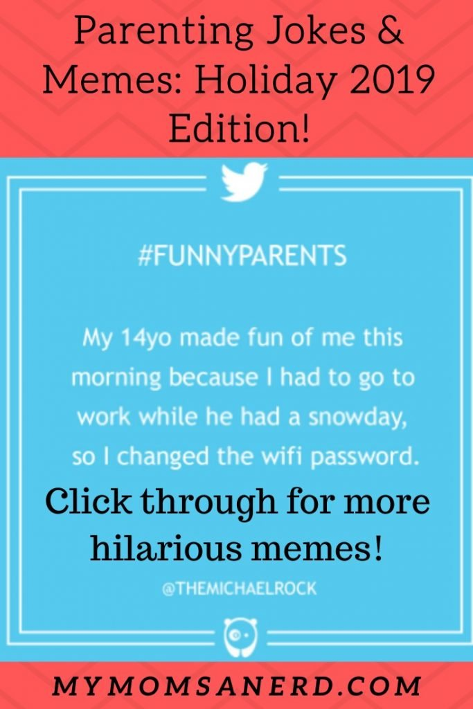 Family Holiday Memes and Jokes [2021 Edition!]