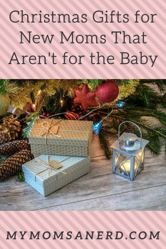 Christmas Gifts for New Moms That Aren't for the Baby: 2020 Edition