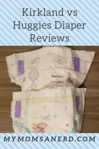 Kirkland Diapers vs Huggies Diapers