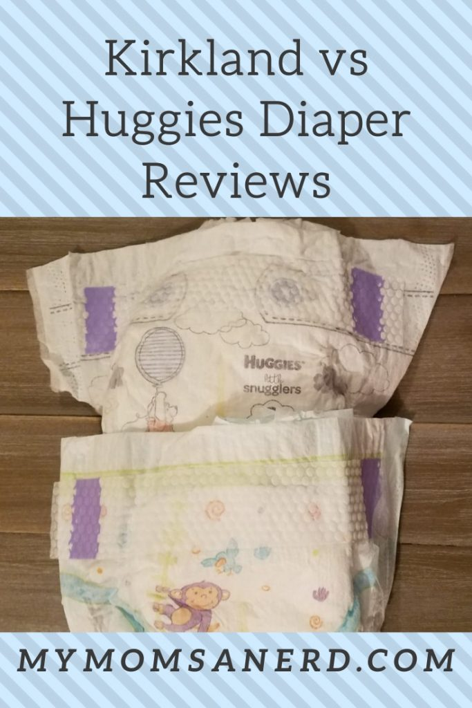 Kirkland Diapers vs Huggies Diapers [Updated for 2020]