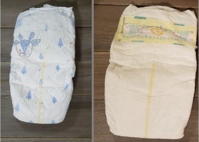 diaper design comparison