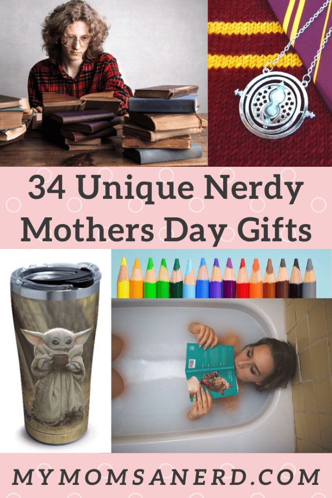 34 unique nerdy mothers day gifts