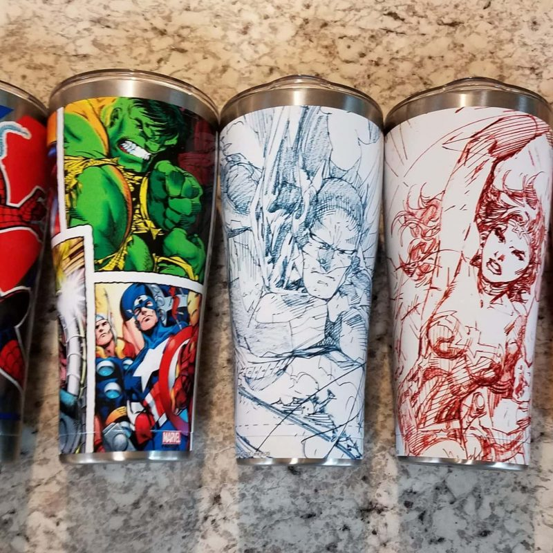 Tervis Be A Fan Week 2: DC Comics!