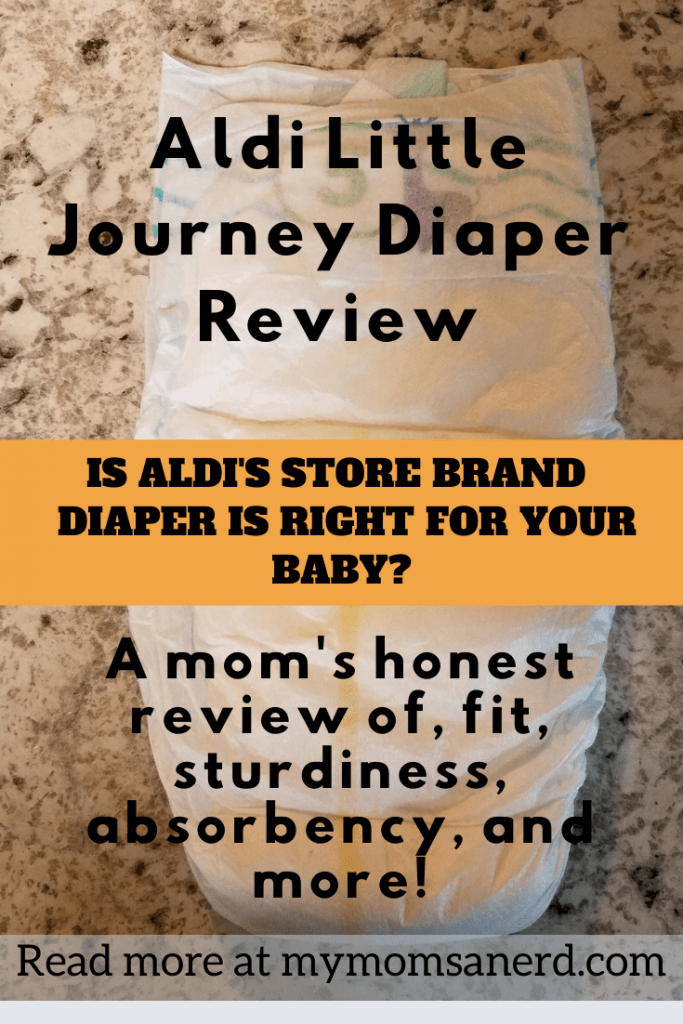 Aldi Diaper Review: Are Little Journey Diapers Any Good?