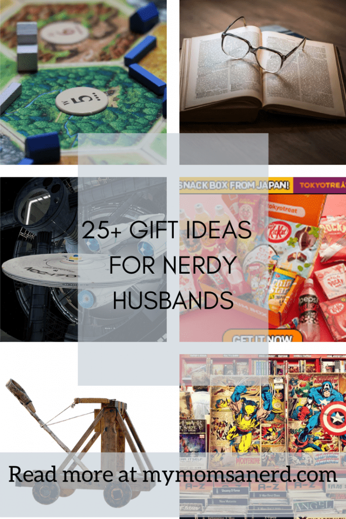 25+ Best Gifts For Nerdy Husbands