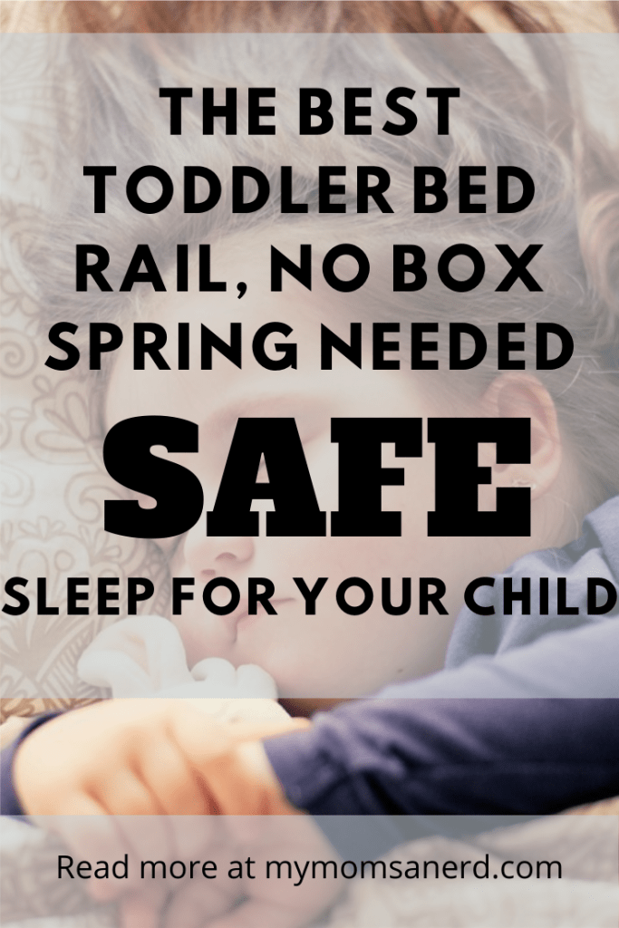 [REVIEW] The Best Toddler Bed Rail, No Box Spring Needed. The best options to help your child sleep safely