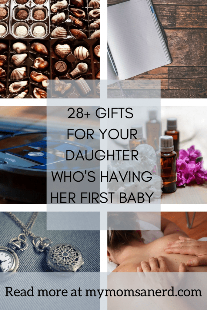 28 gifts for your daughter having her first baby