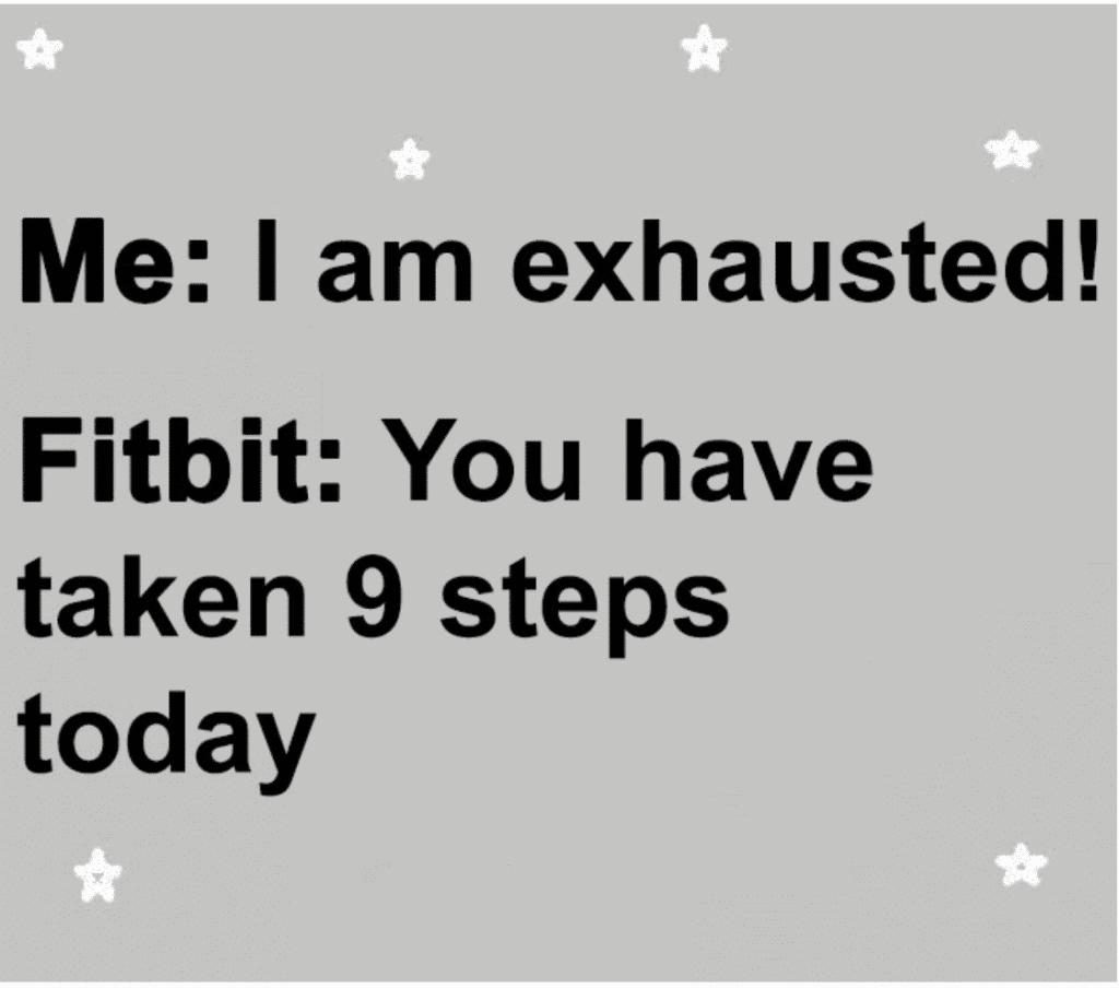 fitness during pregnancy meme