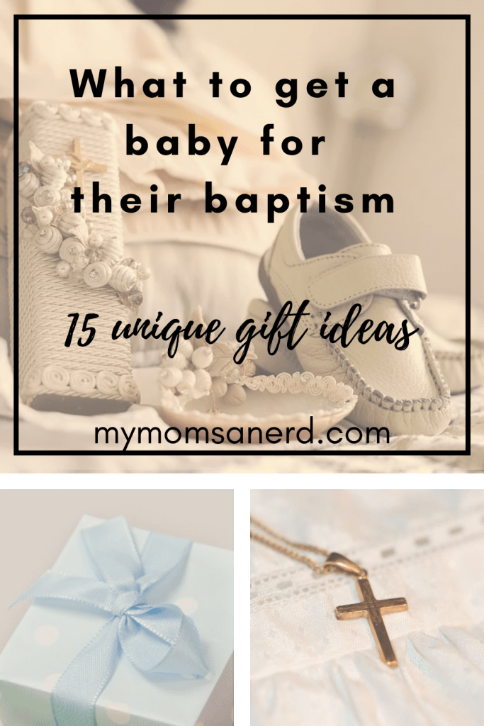 What to Get a Baby for Baptism: 15 Unique Gift Ideas