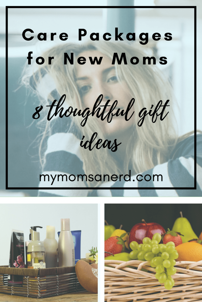 8 Thoughtful Care Packages for New Moms