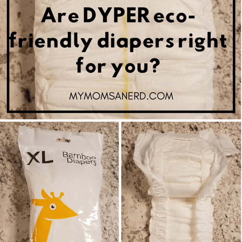 DYPER Review | Are eco-friendly diapers worth it?