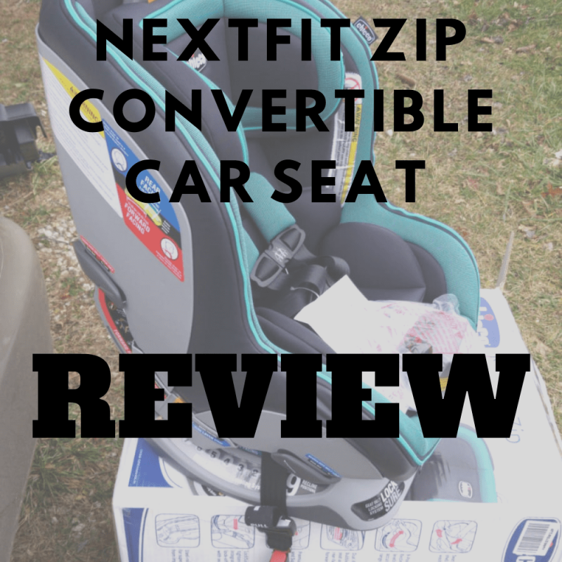 Chicco Nextfit Zip Review | By a mom who owns two!