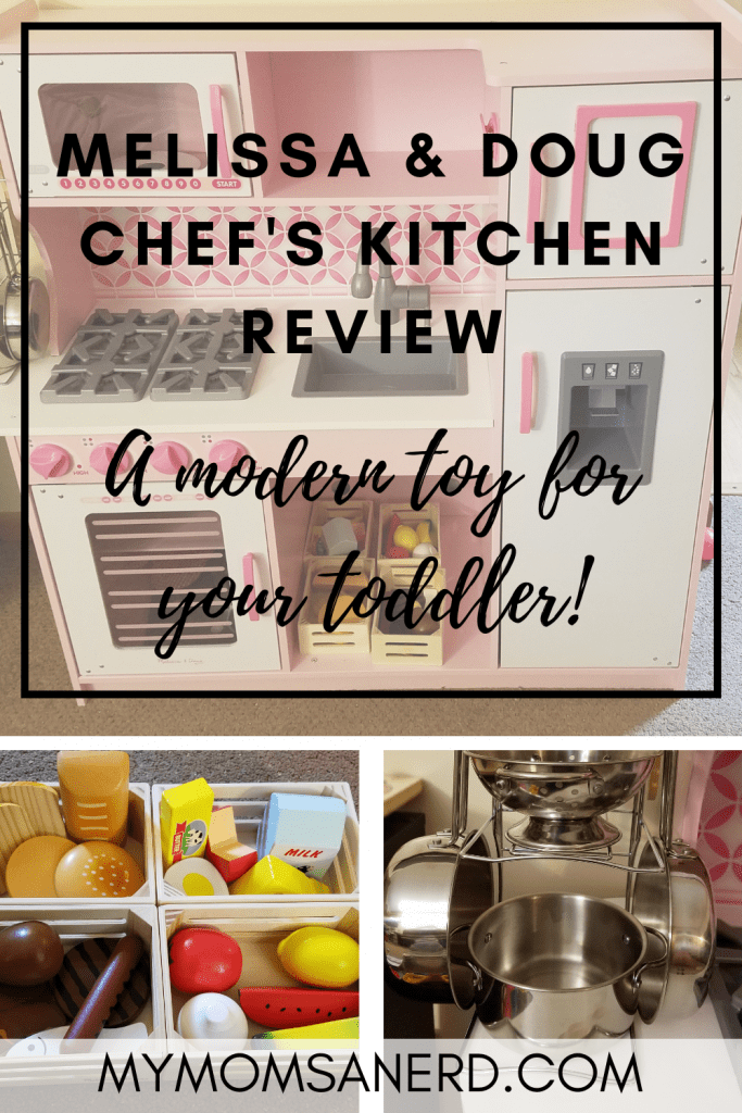 Melissa and Doug Chef's Kitchen Review