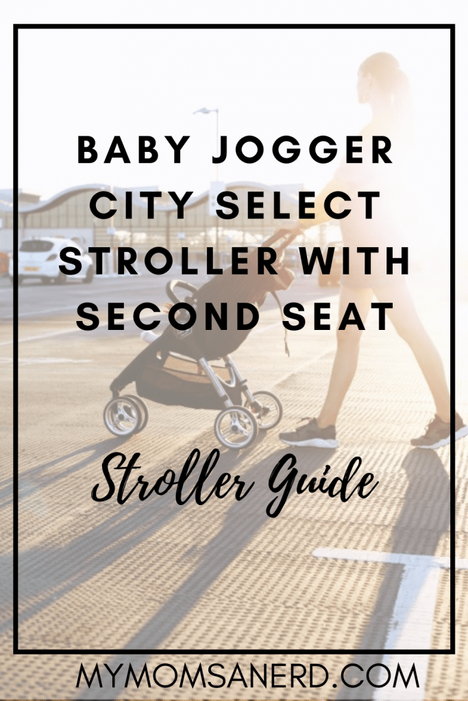 Stroller Review: Baby Jogger City Select with Second Seat
