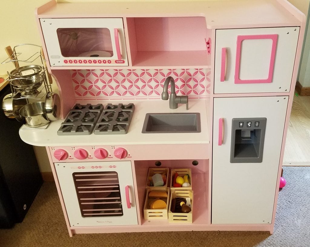 melissa and doug chef's kitchen review photo