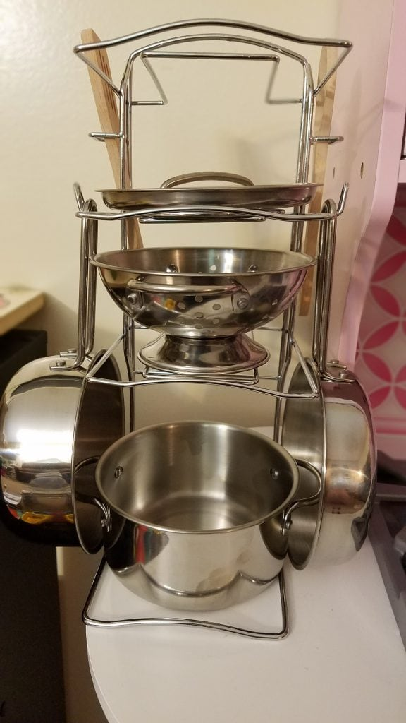 melissa and doug pots and pans set