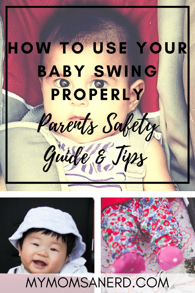 How to use your baby swing properly | Parents Safety Guide & Tips