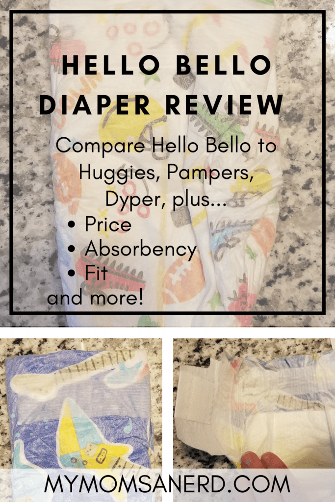 Read more about the article Hello Bello Diaper Review | Are these low cost, eco friendly diapers any good?