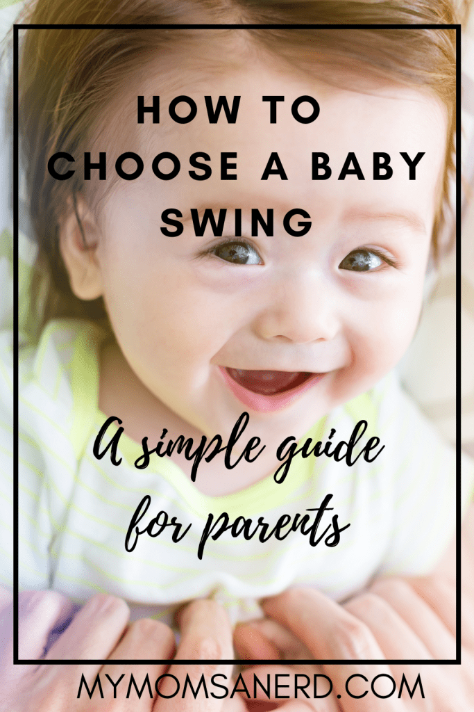 Read more about the article How to Choose a Baby Swing | Simple Guide for Parents