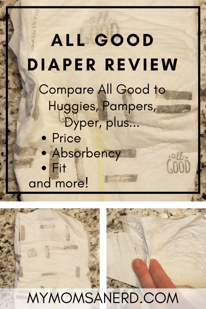 """Read more about the article All Good Diaper Review 