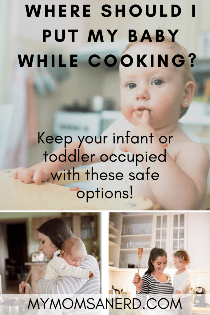 Read more about the article Where Should I Put My Baby While Cooking? | Safe and Creative Ideas for Infants and Toddlers