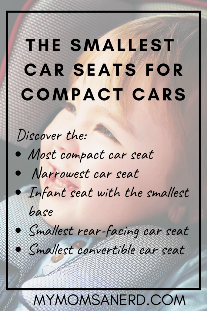 Read more about the article The Smallest Car Seats for Compact Cars | Big Quality, Small Footprint